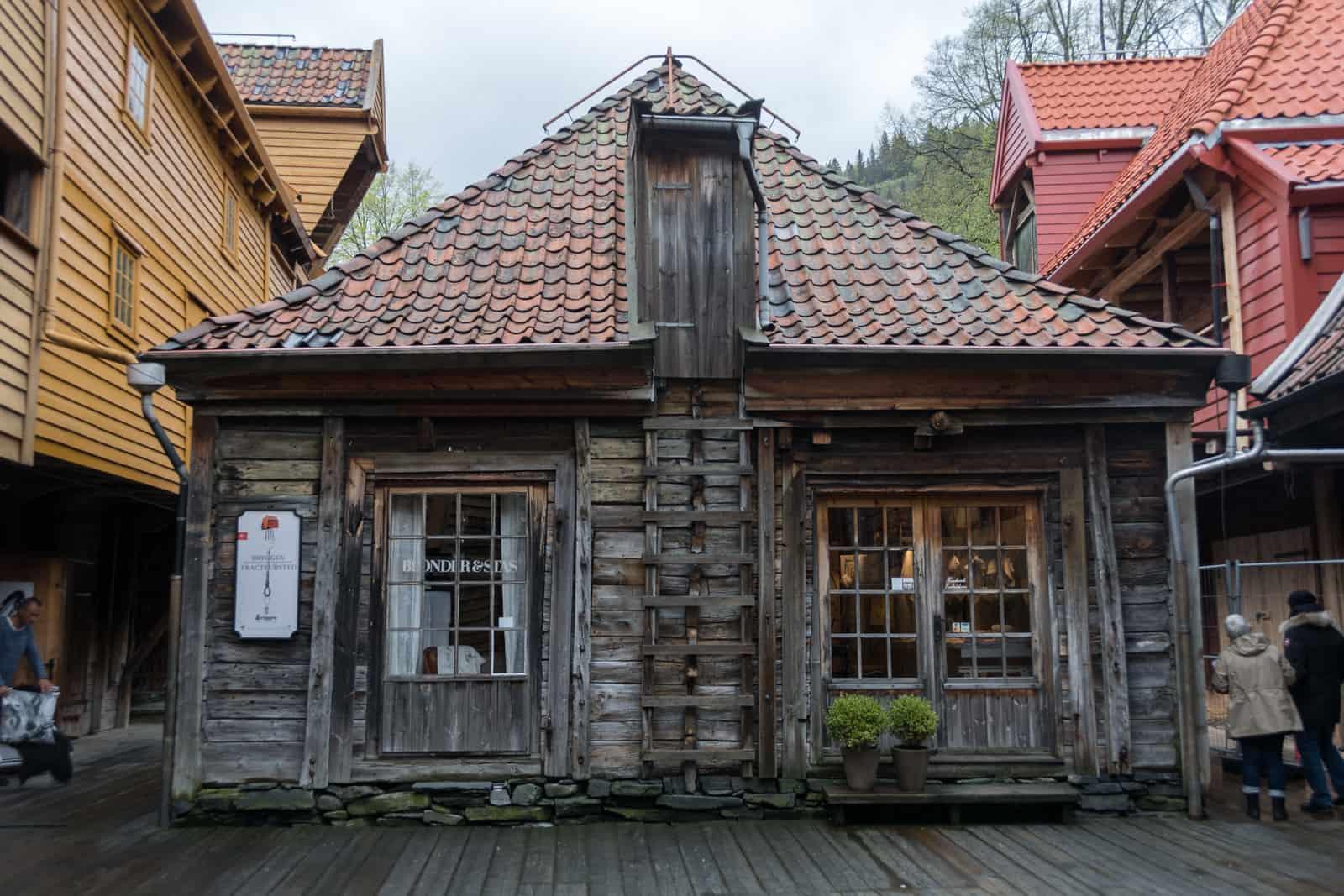 Bergen sightseeing