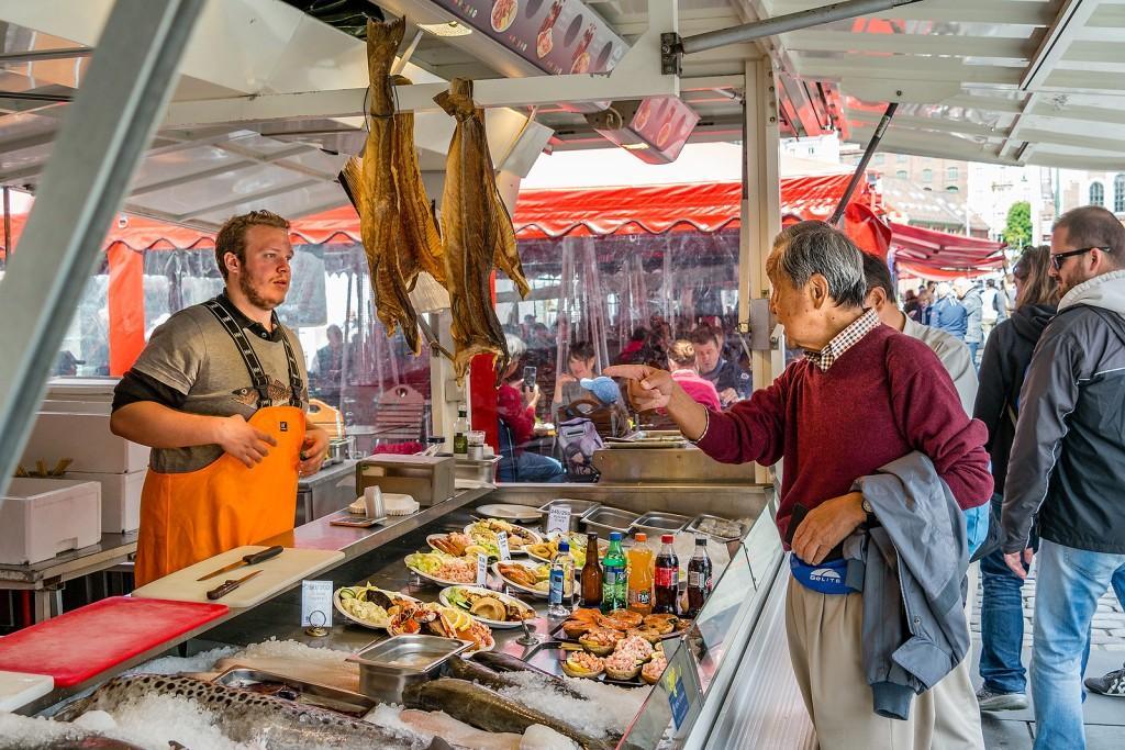 Fish Market Bergen