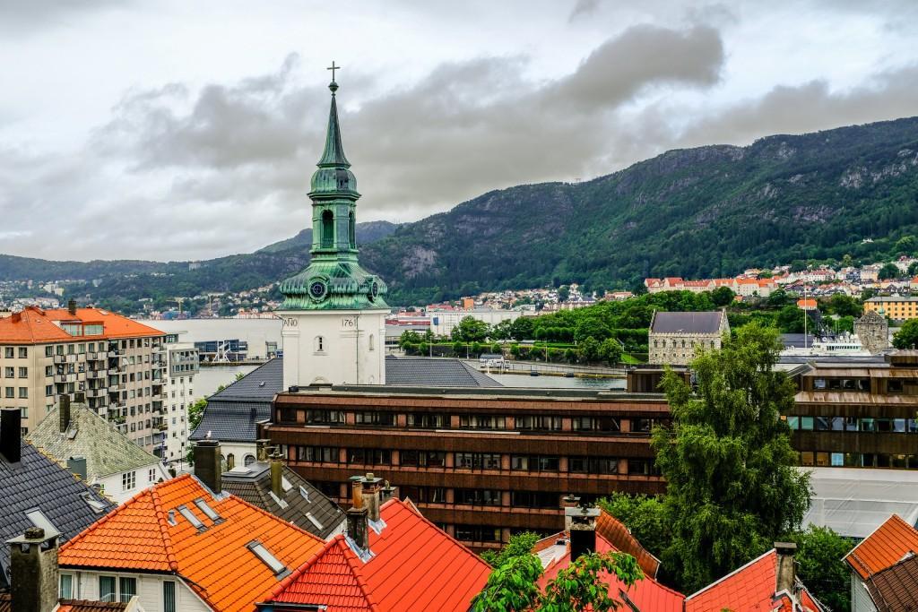 Nykirken Church Bergen