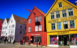 Bergen Norway Points of Interest