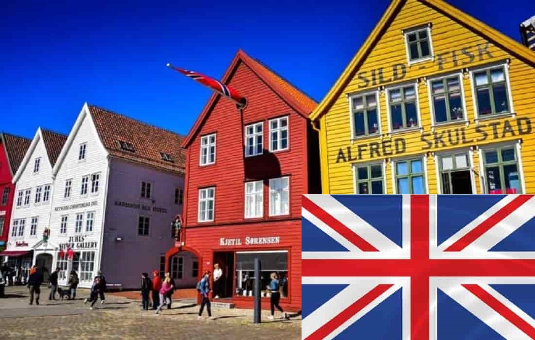Free Walking Tour Bergen City in English