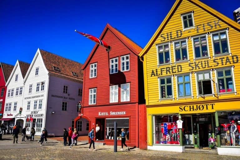 free-tour-bergen city